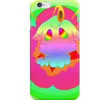 Radioactive Rainbows Bloom iPhone Case/Skin