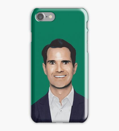 Jimmy Carr - Funny Business iPhone Case/Skin