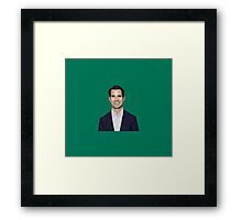 Jimmy Carr - Funny Business Framed Print