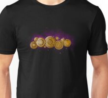 Gallifreyan Steampunk Unisex T-Shirt