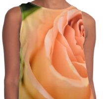 Peachy Rose Contrast Tank