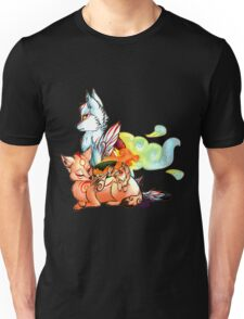 Okami: The Wolves Of The Brush Unisex T-Shirt