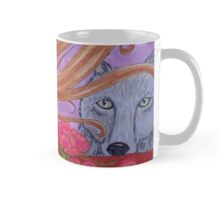 Little red riding hood and the wolf Mug