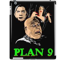 VAMPIRA PLAN 9 iPad Case/Skin