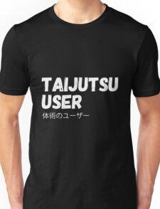 Taijutsu User T-shirts Gift For Friends Unisex T-Shirt