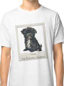I love the Bolonka Zwetna Classic T-Shirt