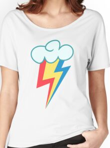 My little Pony - Equestria Girls Rainbow Dash Women's Relaxed Fit T-Shirt