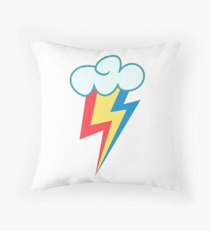 My little Pony - Equestria Girls Rainbow Dash Throw Pillow
