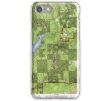 USGS TOPO Map California CA Camptonville 100595 2000 24000 geo iPhone Case/Skin