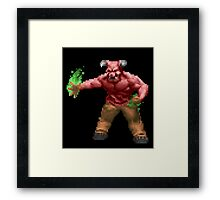 Baron Of Hell Framed Print