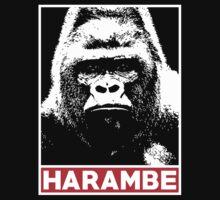 Harambe Gorilla Lover One Piece - Short Sleeve