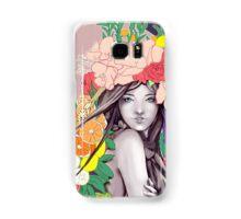 Flower Fruits Samsung Galaxy Case/Skin