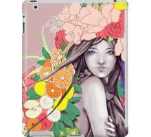 Flower Fruits iPad Case/Skin