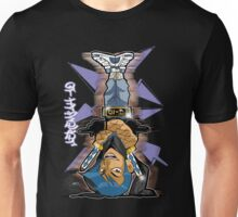 J-10 HEAD SPIN Unisex T-Shirt