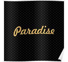 Paradise (Square) Poster