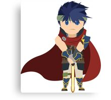 Chibi Ike Vector Canvas Print