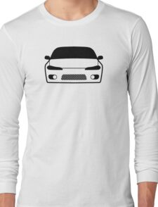 JDM sticker & Tee-shirt - Car Eyes S15 Long Sleeve T-Shirt