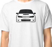 JDM sticker & Tee-shirt - Car Eyes STi 4 Classic T-Shirt