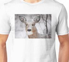 I hate snow! - White-tailed Deer Unisex T-Shirt