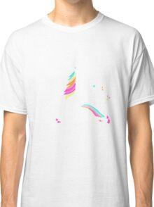 Yoga Unicorn - EXHALE Classic T-Shirt
