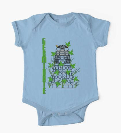 Germinate - Dr Who One Piece - Short Sleeve