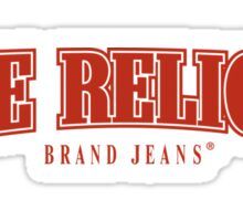 True Religion Sticker and Case Sticker