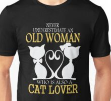 cat loves Unisex T-Shirt