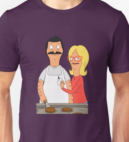 Bob and Linda Unisex T-Shirt