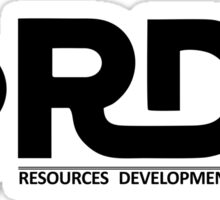 RDA Sticker
