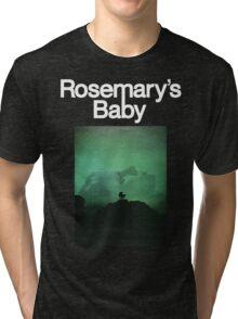 Rosemary's Baby Shirt! Tri-blend T-Shirt