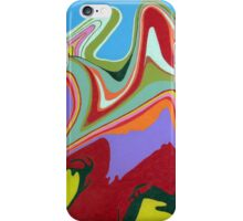 Explosion of Colour at Table Cape iPhone Case/Skin
