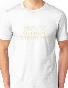 New PULP FICTION Merchandise Unisex T-Shirt
