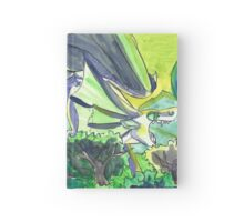 Titan Dragons' Challenge Hardcover Journal