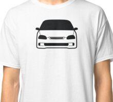 JDM sticker & Tee-shirt - Car Eyes EK4 Classic T-Shirt