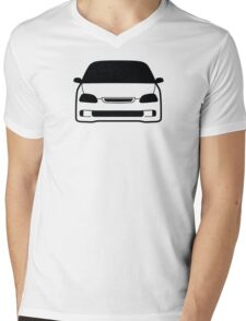 JDM sticker & Tee-shirt - Car Eyes EK4 Mens V-Neck T-Shirt