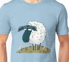 An Indifferent Sheep Unisex T-Shirt