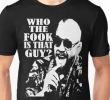 who the fook Unisex T-Shirt
