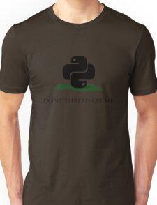 Python Snek - Don't Thread On Me Unisex T-Shirt