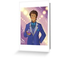 Voltron - Lance Greeting Card