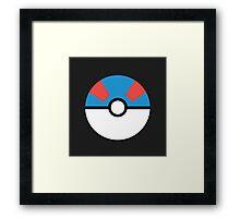 Great Ball Framed Print