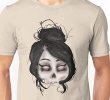The inability to perceive with eyes notebook II Unisex T-Shirt