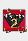 Alternative Mother 2 / Earthbound Title Screen by Studio Momo╰༼ ಠ益ಠ ༽