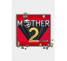 Alternative Mother 2 / Earthbound Title Screen Photographic Print