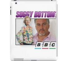 Great British Bake Off iPad Case/Skin