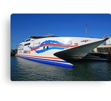 Condor Express Canvas Print