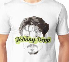 Johnny Depp Unisex T-Shirt