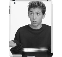 Reese Malcom in the Middle iPad Case/Skin