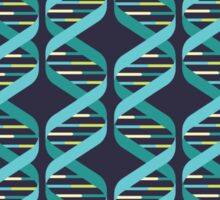 DNA double helix Sticker
