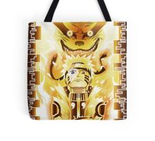The Nine Tails Jinchuuriki Tote Bag