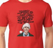 Griswold Alternative Christmas Card Unisex T-Shirt